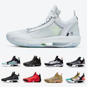 Croustillant Guo Ailun infrarouge 23 Regency Violet Zoo 34 Chaussures de basket-ball Hommes Bleu O XXXIV 34s ciment blanc CNY baskets sport Hommes 40-46