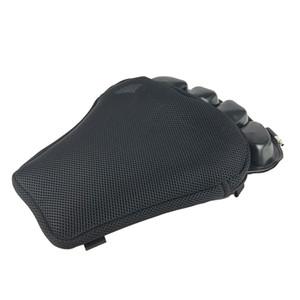 مقعد AL21 -Motorcycle وسائد هوائية الامتصاص لتخفيف الآلام متعدد الخلية وسادة تصميم الهواء رياضة سياحة المفتوح شبكة لوحة جانبية