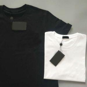 S-5XL 2021 T-shirt da donna Lettera stampata 100% cotone uomo donna allentata estate stampa moda casual street sciolto maschili Tops magliette