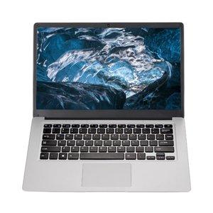 2020 AKPAD 15,6 pulgadas N3050 Quad-core portátil 4 GB de RAM 64 GB eMMC de 128 GB 256 GB SATA SSD estudio de la oficina del cuaderno delgada luz