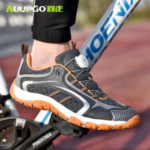 TaoBo originale AUUPGO di ciclismo su strada Shoes Scarpe Uomo Outdoor Mountain Bicycle Santic Sneakers Calzatura uomo sapatilha Ciclismo