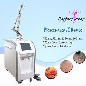 pico yag laser nd yag tattoo removal picosecond laser 755nm 532nm 1064nm 1320nm picosecond laser beauty machine YPsB#