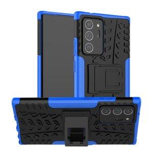Per Samsung Galaxy Note 20 S20 Ultra LG Stylo 6 Iphone 11 Pro Hybrid Holder Armatura Kickstand di caso degli pneumatici delle cellule di disegno della copertura del telefono