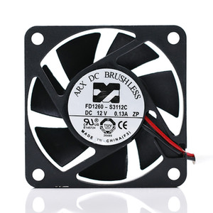 60X60X15MMnew for Arx 6015 FD1260-S3112C DC12V 0.13a 60mm Silent Cooling Fan