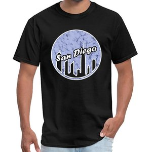 Заказной Сан-Диего крошечных искр т рубашка джентльмены крошечная искр тенниска XXXL 4XL 5XL 6XL лозунг