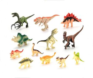 2 mini mixed simulation dinosaur models toy for kids inspire imagination and enhance memory cognition birthday gift 04
