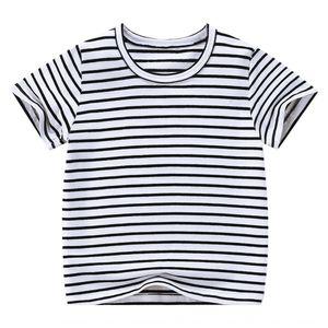 7KJcc 2019 summer new clohing boys and xu tong chen shan tong chen shan girls short-sleeved children's T-shirt top base shirt children's T-s