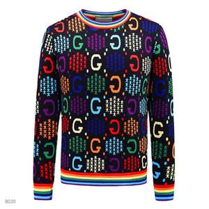 2020 Le Nouveau Hommes Femmes Pull design de luxe Sweat-shirt à manches longues classique Lettre Marque Hommes concepteur Hoodies Pull en maille Pull