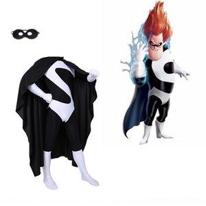 VhdJr cos ropa de Halloween cos servicio de juego Play Service ropa del traje del traje de rol que desempeña el papel-ción