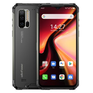 Ulefone Armatura 7 Rugged Phone, 48MP fotocamera, 8GB + 128GB Tripla posteriore Telecamere, Face ID di identificazione delle impronte, 5500mAh batteria, 6,3 pollici