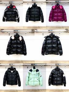 2020 Nwe Atacado Mulheres Winter Jacket Designer Maya roupa Goose Quente Jacket Coats ao ar livre da forma do inverno Parka Classic Mens de Down