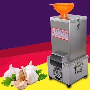 2020 Eléctrico Alho Peeling máquina comercial de saída Totalmente 25 kg de aço inoxidável automática Alho Peeler Peeling máquina / h 220V 180W