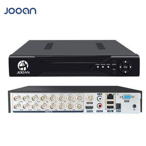 Jooan 16ch CCTV DVR H.264 HD-OT P2P Cloud Video Recorder Home Surveillance Security CCTV الرقمية مع Onvif