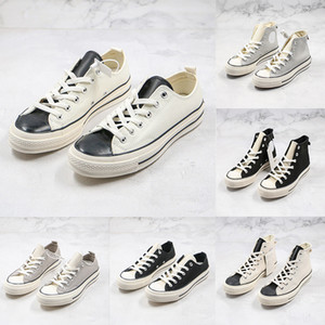 2020 FOG 1970s Chuck 70s Taylor Men Women Canvas Shoes High Tops Fear Of God Essentials Casual sneakers sport skateboard trainers size36-44