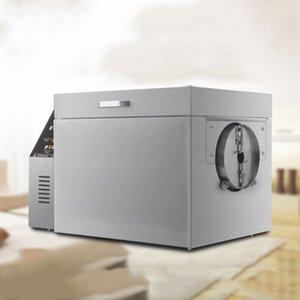 machine à rôtir de noix de pin Fève de cacao pois chiches noix de macadamia Torréfaction machine d'arachide amandes noix de cajou Roaster machine