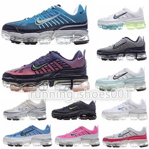 2020 Nike Air vapormax Vapor Max Airmax 360 Mens sneakers 360 running shoes SUMMIT WHITE Metallic Silver UNIVERSITY RED LIGHT AQUA Hyper Pink Royal womens sports fashion outdoor