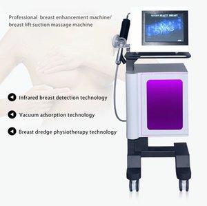 Новые продукты Массаж груди Лифтинг Enhancement лимфодренажа Detox Body Shaping Массаж Оборудование для красоты Салон