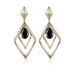 earrings womens designer Stud tassel Long Suitable for Social gathering party Charm Ear jewelry Ohrringe for Lady Fashion Jewelry 2 Styles