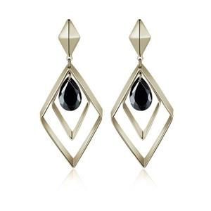 Ohrringe Frauen Designer Stud Quaste Lange Geeignet für Geselliges Beisammensein Party Charm Ohrschmuck Schmuck 2 Styles Ohrringe für Damenmoden