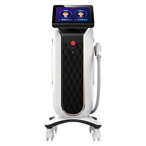 Máquina de láser de diodo 808nm profesión para la eliminación piel Depilación Rejuvenecimiento 808nm del pelo del laser máquina con 80 millones de vacunas