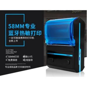 10pcs Mini 58mm Bluetooth Thermal Printer Mobie APP QR Code Receipt 9 Android  Windows