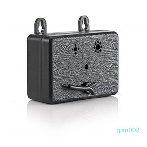Dispositivo anti ladridos de control, perros por ultrasonidos Corteza de disuasión, Mini Sónico antiladridos Bark Repelente No Entrenamiento