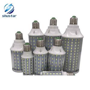 Ultra Bright PCB Aluminum 5730 SMD LED Corn Bulb 85V-265V 10W 15W 20W 25W 30W 40W 60W 80W No Flicker LED Lamps