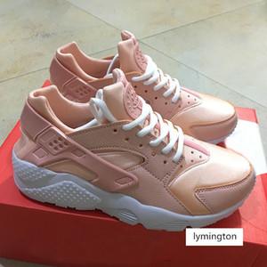 2017 Huarache Nude Rosa scarpe Kylie vantaggio per le donne Luce rosa alta qualità Huaraches formatori modo delle donne scarpe da corsa