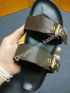 2020 Mulher do verão homem Sandálias Sapatos Mulheres Bombas Plataforma Cunhas Heel moda casual laço Bling Estrela Grosso Sole Calçados Femininos