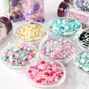 Wonderlife Pearl sugar beads edible DIY cake baked chocolate mousse dessert decoration candy soft