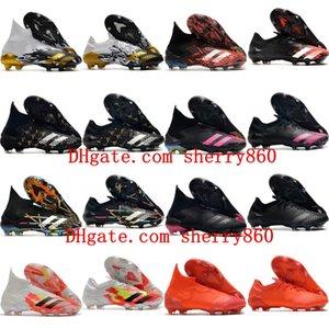 Sıcak 2020 en kaliteli erkek futbol ayakkabıları Predator Mutator 20+ FG futbol krampon PREDATOR 20.1 Düşük FG scarpe calcio futbol ayakkabıları yeni