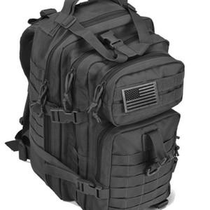 New-34L tattico pacchetto di assalto dell'esercito Zaino di Molle impermeabile Bug Out Bag Small Zaino per campeggio d'escursione esterno di caccia