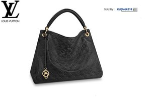 KDFJHIDK218 6FFK M41066 ARTSY MM Noir bolsos de las mujeres ICÓNICOS BOLSAS BOLSAS DE MANIJAS Top hombros TOTES cuerpo cruzado bolso de embragues