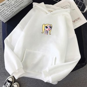 oversized Sweatshirt spring Streetwear Printing Hoodies Pullovers 2020 Fashion Harajuku Winter Hoodie Women Loose Korean Style