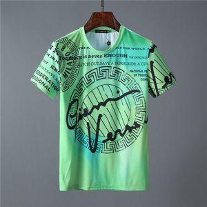 T-shirt da donna degli uomini di modo Primavera / Estate 2020 T-shirt FOG Paura Flower Label Marca Collaboration Designer Casual T-shirt in cotone