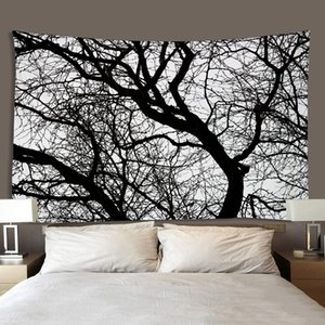 Fashionable modern wall hanging tapestry background curtain beach towel bedroom decoration art