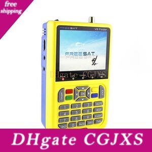 Finder V Freesat V8 -71 HD DVB -S2 High Definition Digital Satellite Finder Mpeg -4 Mpeg -2 Dvb S2 Satelliten Meter Satfinder Volle 1080p