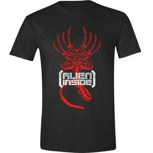 Alien Chestbuster Facehugger Ellen Ripley del T-Shirt Mens unisex di stile Estate Casual Wear Tee Shirt