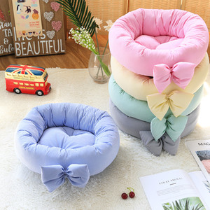 Super Soft Small Animals Dog Cat Bed Pet House Mat Cheap Dog Kennel Indoor1