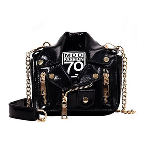 bags for women 2020 Fashion Motorcycle Hand Bags Women Rivet Clothing Shoulder Messenger Bag Women PU Leather Crossbody