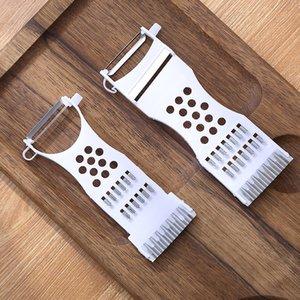 Piccole multi-funzionale cucina chopper luffa Carta Carta patate quattro-in-un cetriolo trituratore trituratore patata