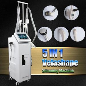 Perda de ultra-som cavitação Velashape Slimming Machines sónico da cavitação Velashape emagrecimento máquina Salon de Peso Equipme RVAC #