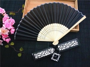 Fans Weddings Fan Free Chinese Folding Imitating Chinese Wedding Gifts Fans Style Fan Bride Handy Summer Shipping Hand Guest For Sil vmAKtt