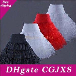 New Arrivals Tea Duração Curto joelho balanço Skirt Prom Silps Crinoline nupcial Petticoat underskirt Bailarina Saia Ws003
