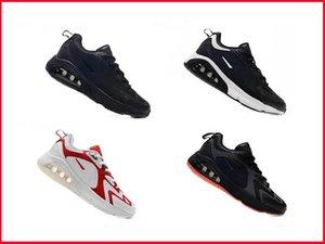 20200 нового Мужчины Женщина дышащих кроссовки Black Red триединства Star Trek треккинг кроссовки Gym тренер спортивной обуви EUR 36-46
