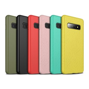 Back Protective Case Liquid Silicone Soft Shell Shockproof Cover for Samsung Galaxy S10 Plus Case for Samsung S10 S10E