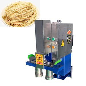 2020 Commercial noodle machine Stainless Steel electric pasta machine Large Noodle Making Machine self cooked small Food Machinery