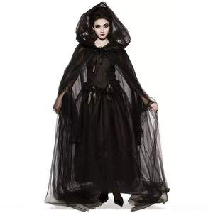 AlQs7 20.190.000 giorno santo nuova morte orrore fantasma sposa abito Holy Sun cos Morte vestito vampiro demone costume di scena costume