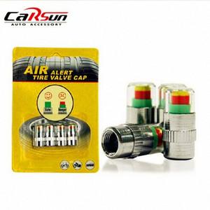 Evrensel visiable 32 Psi 2.2 Bar Hava Uyarısı Uyarısı Lastik Vana Basınç Sensörü Monitör Işık kap Gösterge için Arabalar FVTm #