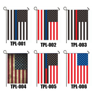 Trump Flag 30*45cm President Garden Flags Keep America Great Banners Single Sided US Election Patriotic Decoration Banner sea ship GGA3686